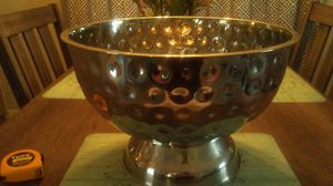 Party punch bowl for soda or beer for Sale in NO FORT MYERS, FL