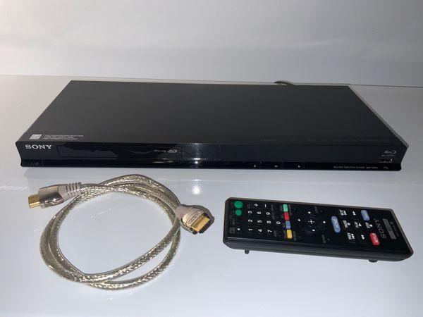 SONY DVD/BLU-RAY Player BDP-S580