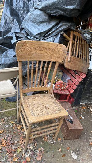 Old chair for Sale in Dalton, GA