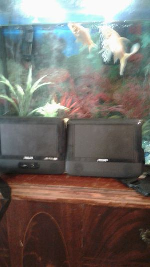 Double DVD players for the car. for Sale in Colusa, CA