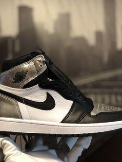 Jordan 1 Silver Toes Size 7 7.5 8 8.5 9 11 12 for Sale in Las Vegas,  NV