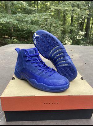 Jordan 12 Deep Royal Size 9 for Sale in Falls Church, VA