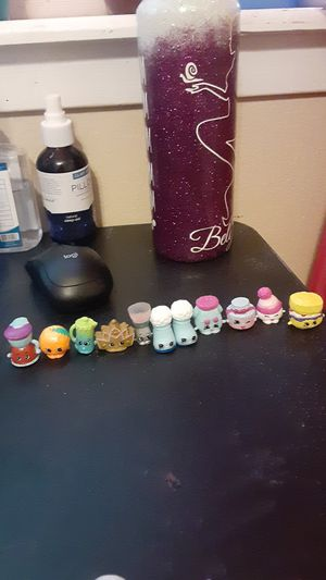 SHOPKINS!! some are rare! for Sale in Duncanville, TX