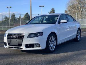 2010 Audi A4 for Sale in Tacoma, WA