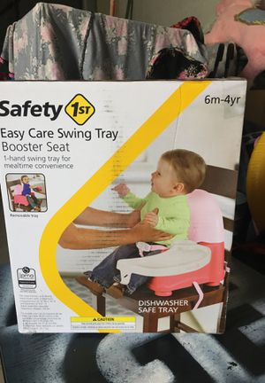 NEVER OPENED Booster Seat for Sale in Clearwater, FL