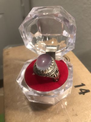 Brand new stone ring amazing condition never used for Sale in Conroe, TX