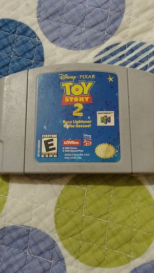 Nintendo 64 Toy Story 2 for Sale in Arlington, TX