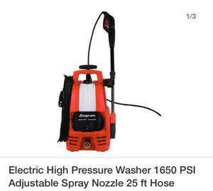 Electric high pressure washer for Sale in Washington, DC