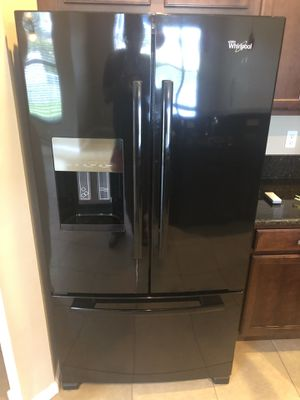 Whirlpool appliances: Refrigerator, Stove with dual oven, microwave, and dishwasher for Sale in VLG WELLINGTN, FL