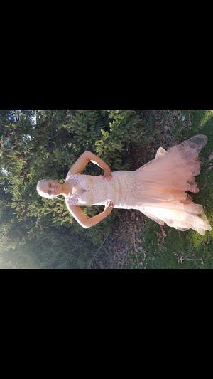 Prom Dress size Large for Sale in Cedar Rapids, IA