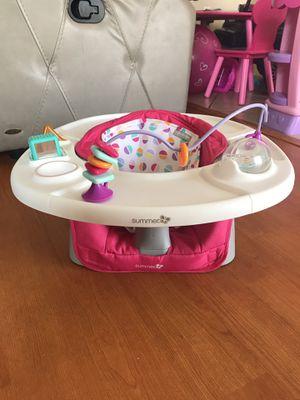 Summer infant 4-in-1 super seat, Pink for Sale in Eagle Lake, FL