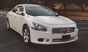 Needs.Nothing 2o11 Nissan Maxima 3.5 Needs.Nothing FWDWheels One Owner for Sale in Alexandria, VA