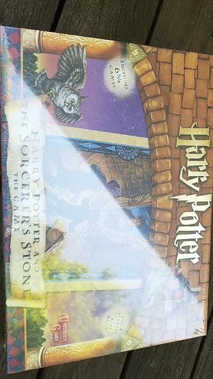 Harry Potter and the Sorcerer's Stone game brand new from 2000 for Sale in Old Bridge Township, NJ