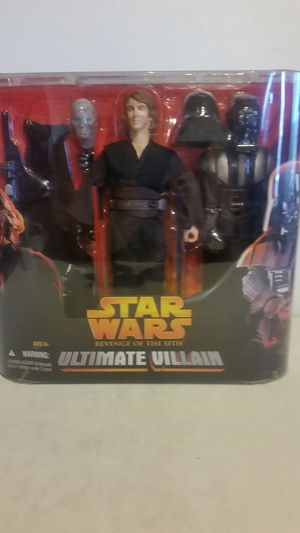 Star Wars Ep3 Ultimate Villain for Sale in ELEVEN MILE, AZ