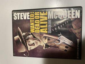 Steve McQueen Season 1 DVDS for Sale in Taylor, MI