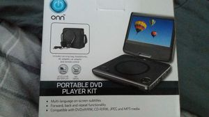 Portable DVD Kit for Sale in Northbridge, MA