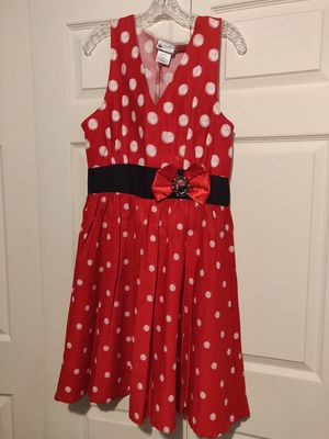 Large minnie mouse dress for Sale in Spokane, WA