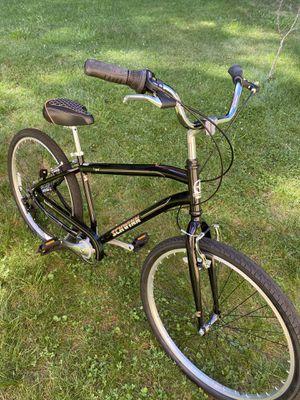 Schwinn Brookline cruiser bike, 27.5 inch wheel, 7 speeds, black for Sale in Shrewsbury, MA