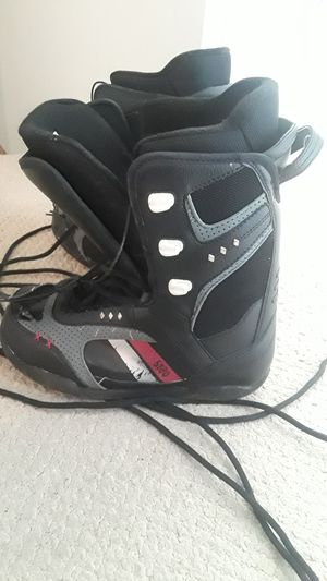 Mens snowboard boots for Sale in Hershey, PA