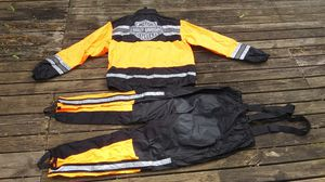 Harley Davidson rain gear for Sale in Haymarket, VA