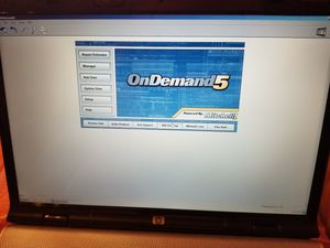 Laptop with mechanics software for Sale in Pottsville, PA