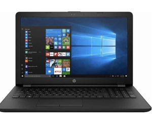 HP Notebook - 15-bs121nr for Sale in Santa Monica, CA