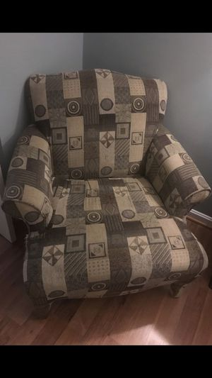 Large comfy accent chair for Sale in Arlington, VA