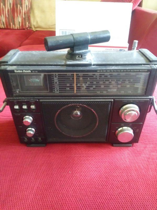 Radio de muchas emisoras diferentes paises