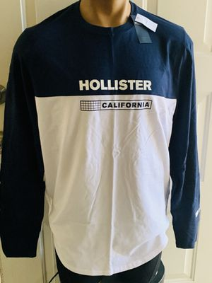 New men's Hollister shirt size XL $$$22 Firm on price! for Sale in Fontana, CA