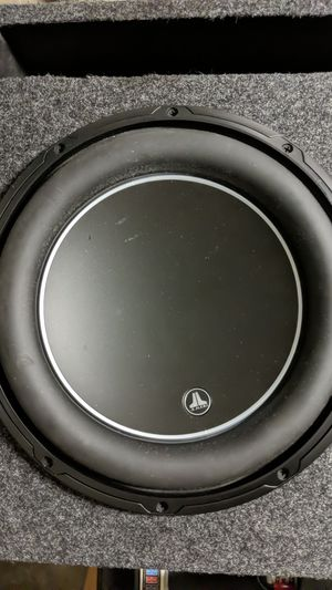 JL Audio 12w6v3-D4 for Sale in Anaheim, CA