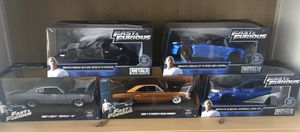 Fast and furious die cast for Sale in Matthews, NC