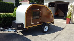 Custom Built Teardrop Trailer/Camper for Sale in Puyallup, WA