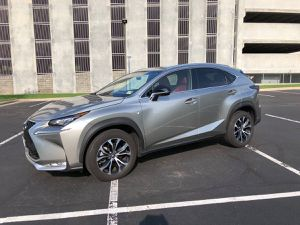 2015 Lexus nx 200t F Sport for Sale in Centreville, VA