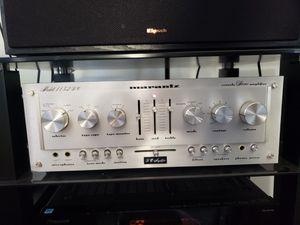 Marantz 1152DC Integrated amplifier for Sale in Azusa, CA