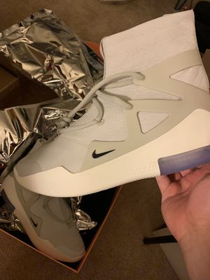 Nike air fear of god 1 size 10 OG for Sale in Arlington, VA