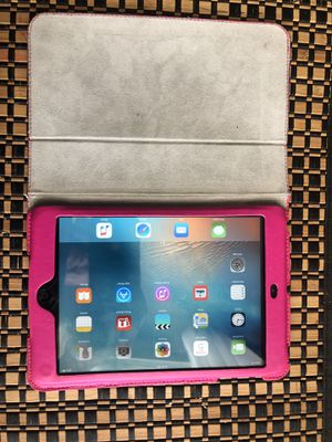 IPad mini 1 generation 16 gb in perfect condition for Sale in Adelaide, CA