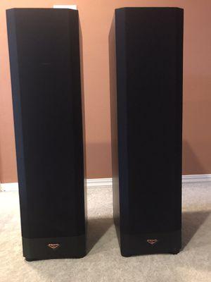 Klipsch KSF 10.5 Black speakers for Sale in San Bruno, CA