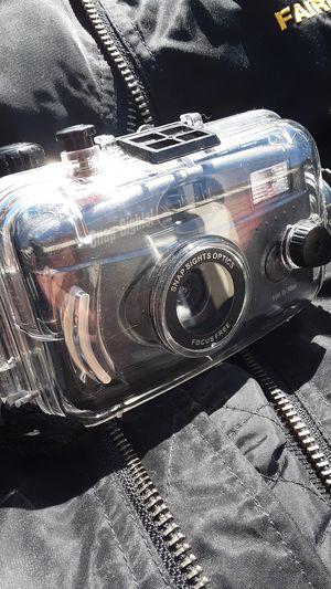 Waterproof camera. 35mm film for Sale in Fort McDowell, AZ