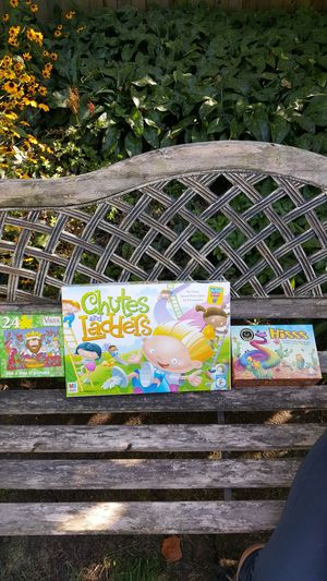 Lot Games/Puzzles for Sale in Westmont, IL