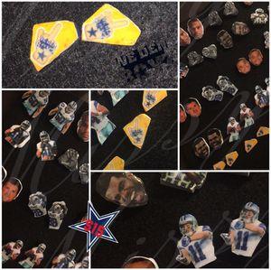 Dallas Cowboy Stud Earrings for Sale in Dallas, TX