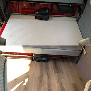 Vw bus flooring installation for Sale in Anaheim, CA