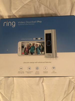 Ring Video Doorbell Pro for Sale in Holiday, FL