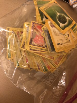 Pokemon cards random bag full for Sale in Stockton, CA