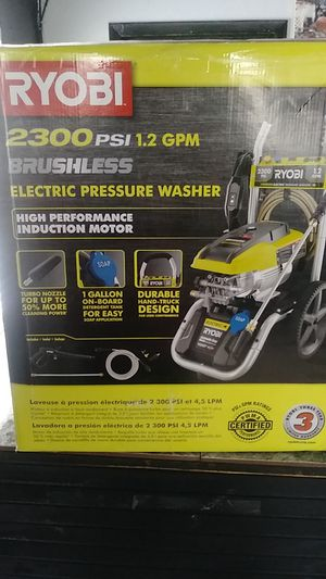 Electric pressure washer 175 for Sale in Orlando, FL