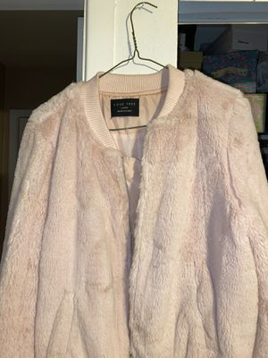 Warm pink jacket for Sale in Perris, CA