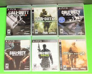 PS3 Call of Duty Collection No Scratches for Sale in Orlando, FL