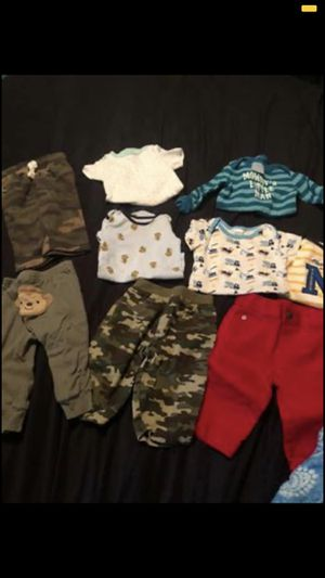 3/6 Month Baby Boy cloths !! for Sale in Berkeley, MO