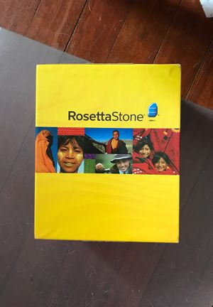 RosettaStone Spanish (Latin America) for Sale in Frederick, MD