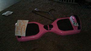 Pink Bluetooth speaker Hoover board for Sale in Lodi, CA