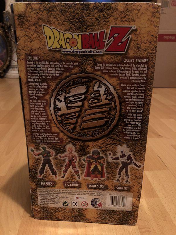 Dragon Ball Z Battle Damaged Goku